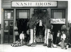 Nash Bros. Grocery Store (B8-C-14)