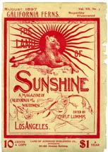 The Land of Sunshine, 1897