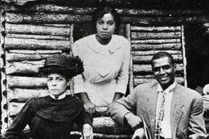 Family of Dan Woods, uncle of Benjamin McAdoo (BH-L-24-9)