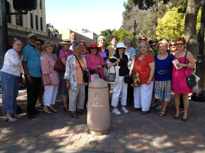 Volunteer Excursion to the Mission Inn in Riverside