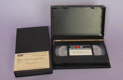 sample audio tape