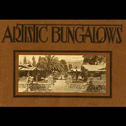cover of Artistic Bungalows