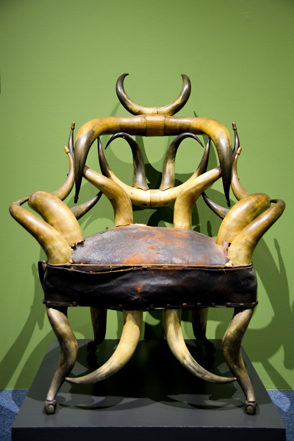 Amazing The Mystery Of The Horn Chair