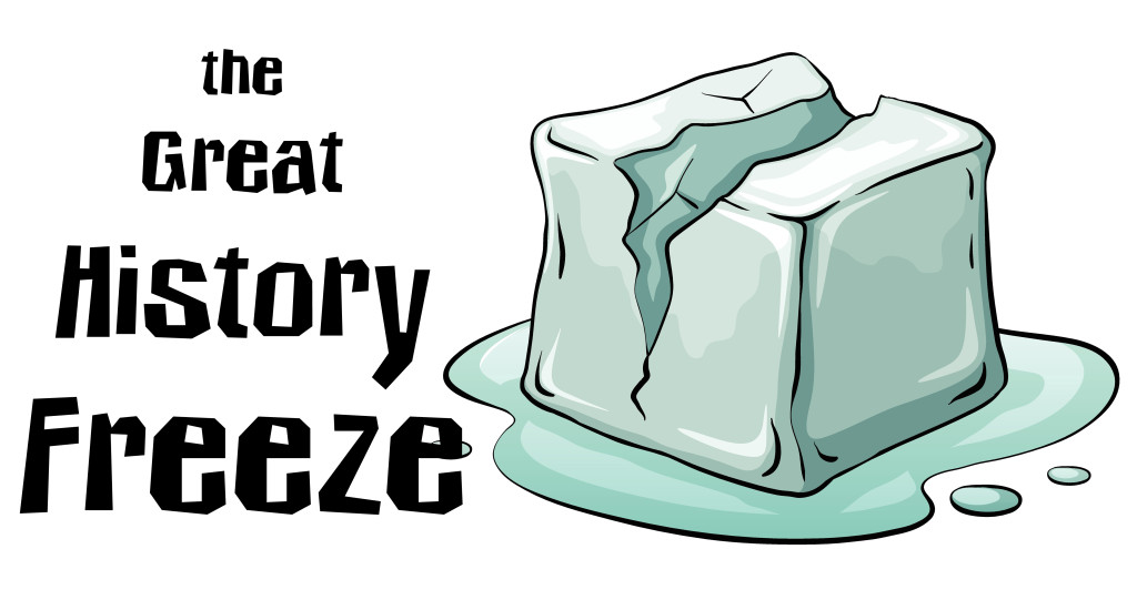 Great History Freeze logo