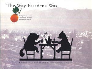 The Way Pasadena Was book cover