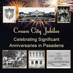 Crown City Jubilee exhibit logo