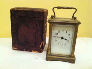 Lowe Carriage Clock