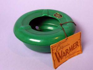 Walter Starnes' ceramic warmer