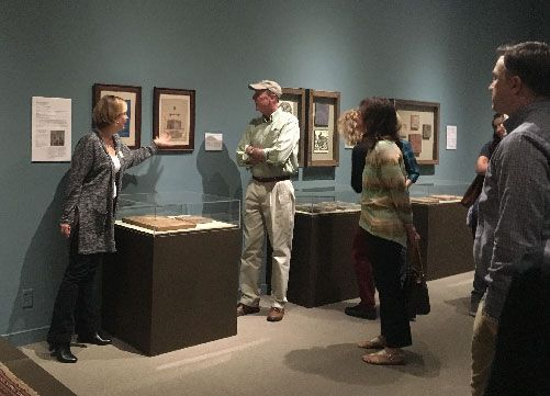 Exhibition Gallery tour