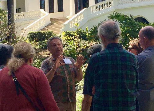 Fenyes Mansion group tour