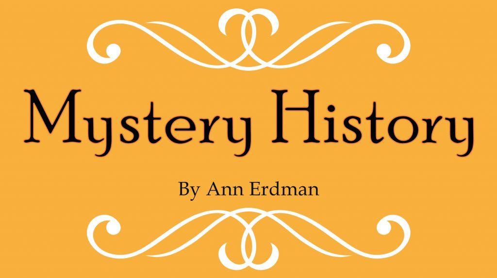 Mystery History logo