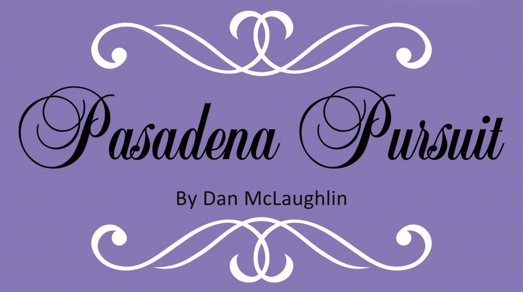 Pasadena Pursuit logo