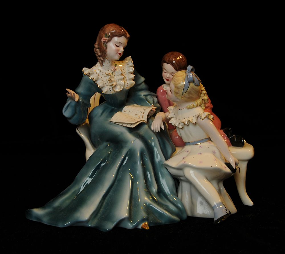Figurine by Florence Ceramics