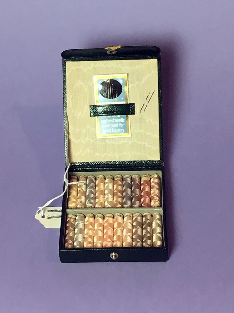 early 1900s sewing kit