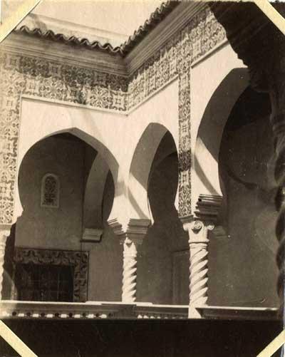 The Governor of Algiers Summer Palace, Algiers, Algeria, 1891-92