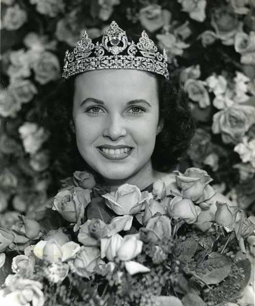 One of Pasadena's royals - the 1940 Rose Queen