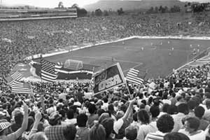 1984 Olympic soccer game