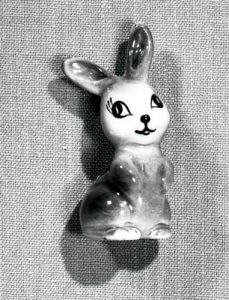 Florence Ceramics rabbit, 1950