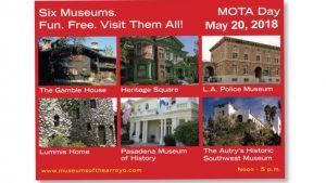 MOTA Day Postcard