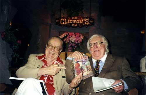 Ackerman and Bradbury at Clifton's