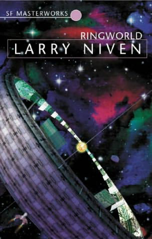 Book cover of Ringworld by Larry Niven