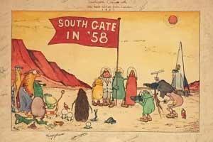 LASFS South Gate in 58