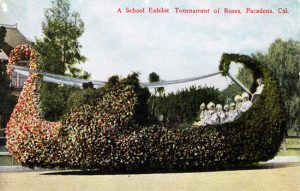 Tournament of Roses postcard