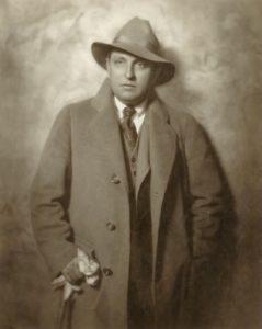 Earl Stendahl, photo by George Hurrell. Courtesy of April Dammann.