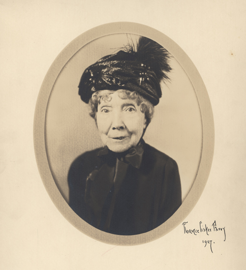 Portrait of Blanche Galton Whiffen, 1927