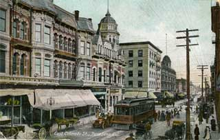 early Pasadena postcard
