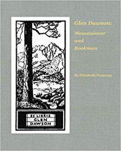 Glen Dawson book cover
