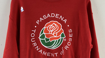 Tournament of Roses sweatshirt