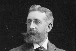 Portrait of Charles F. Holder, 1907. Photo by Frank G. Schumacher. (Courtesy of Pasadena Public Library, ppl_13999)