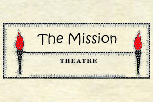 Image of what the Mission Theater marquee might have looked like