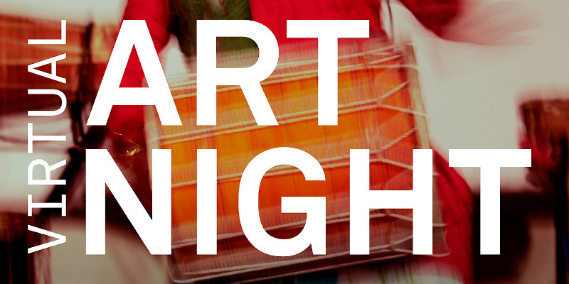Virtual ArtNight header