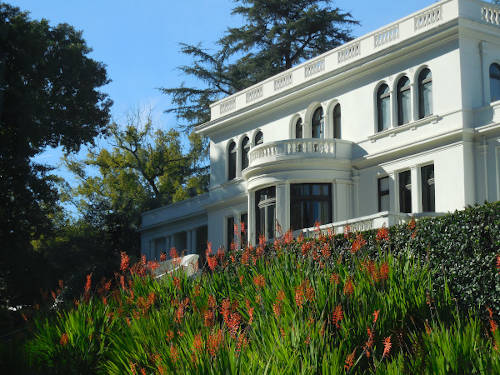 Fenyes Mansion. Photo by Elizabeth Steidel.